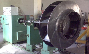 Blower Impeller Balancing